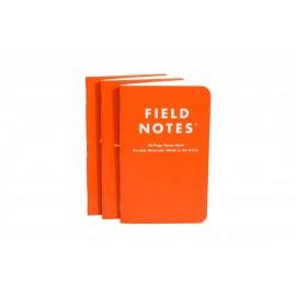 Notesy Field Notes Expedition 3 szt. w kropki