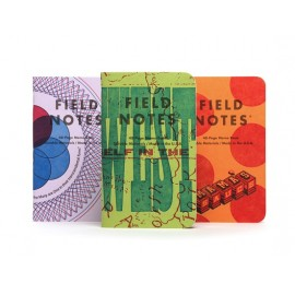 Field Notes United States of Letterpress Graph 3-Packs A