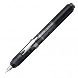 Platinum Fountain Pen Curidas Graphite Smoke