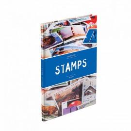 Leuchtturm Stamp Album A5 - blue