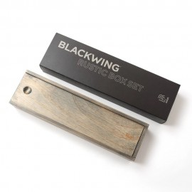 Zestaw Blackwing Rustic Box