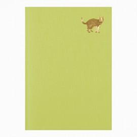 Pamiętnik Midori Journal Happiness Kot