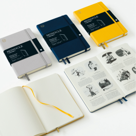 Monocle by Leuchtturm1917 B5 dotted notebook