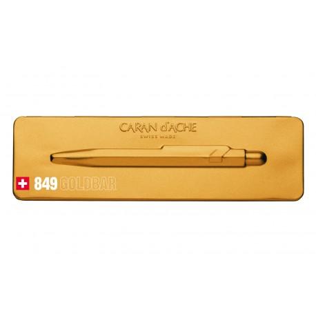 Długopis Caran D'Ache 849 Goldbar