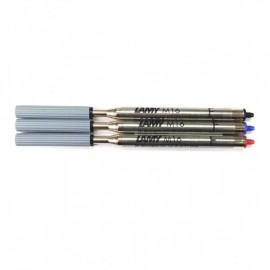 Lamy M16 Ballpoint Pen Refill - red