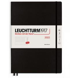 Kalendarz Leuchtturm1917 Master Tygodniowy Wertykalny 2022