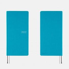 Hobonichi 2022 Weeks Colors: Sunny Blue