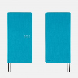 Kalendarz Hobonichi Weeks 2022 Colors: Sunny Blue