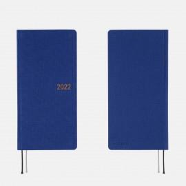 Hobonichi 2022 Weeks Colors: Phantom Blue