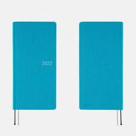 Hobonichi Weeks Mega 2022 Colors: Sunny Blue
