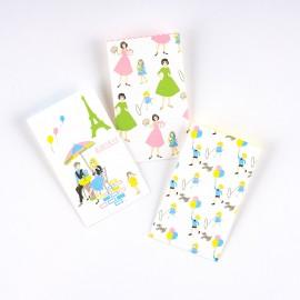Hobonichi Decorative Paper Envelope: Omiya Yogashiten