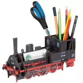 WERKHAUS Desk Oragniser Railway Engine T3
