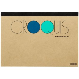 Maruman Croquis Sketchbook (A4) White