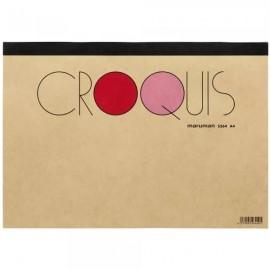 Maruman Croquis Sketchbook (A4) Cream