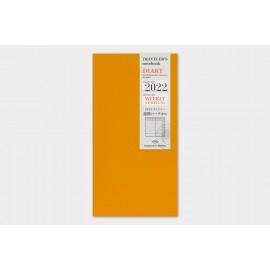 Traveler's Noteboook 2022 Weekly Vertical Refill