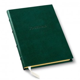 Gallery Leather Hardcover Desk Journal