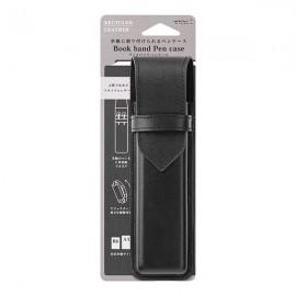 Piórnik Midori Book Band Pen Case - skóra z recyklingu