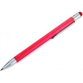 Ołówek mechaniczny Troika Construction Czerwony