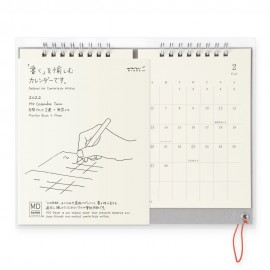 MD Calendar Twin 2022