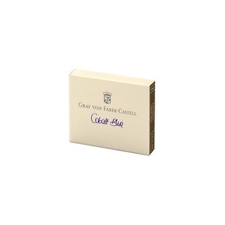 Graf von Faber Castell  Ink cartridges - 6 pieces