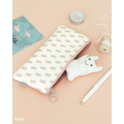 ICONIC Pattern Pencil Case