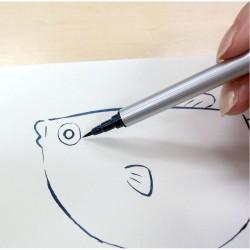 Brush Pen Akashiya Sai Thin Line
