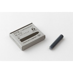 Traveler's Notebok ink cartridges black