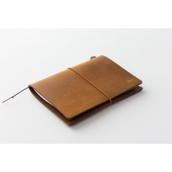 Traveler's Notebook (Passport size) Camel