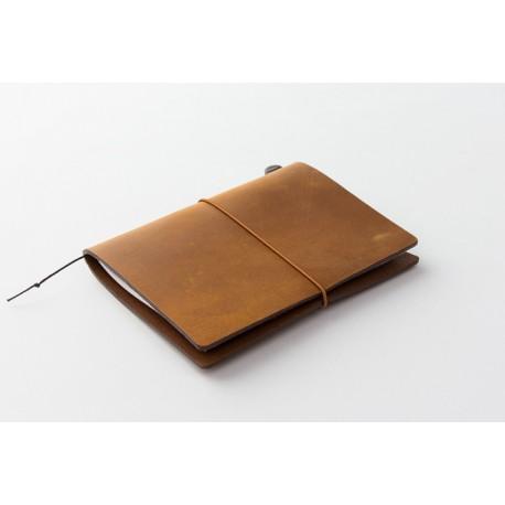 Traveler's Notebook (Passport size) Camel
