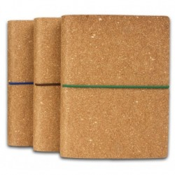 CIAK ECO Cork Notebook 12 x 17 cm Blank