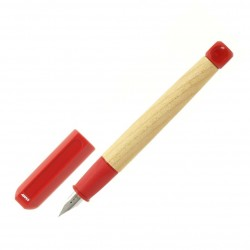 Lamy ABC Fountain Pen Red