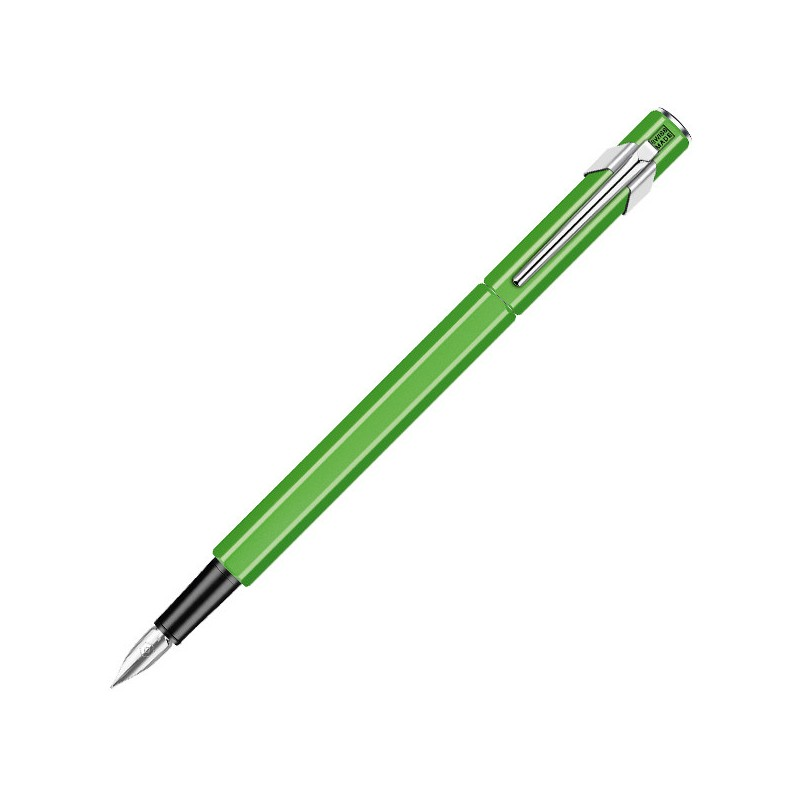 Caran d'Ache 849 Fountain pen Green