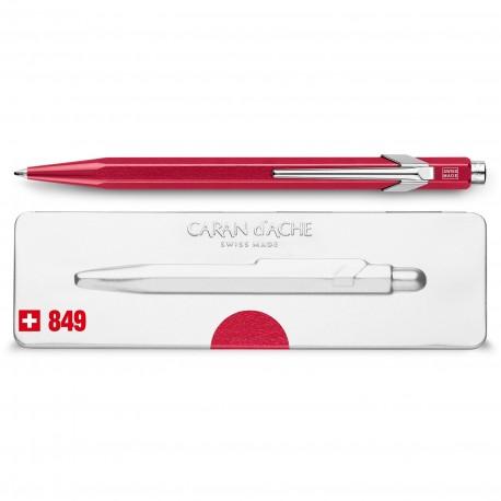 Caran D'Ache Ballpoint pen 849 Red