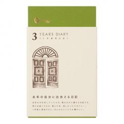 Pamiętnik Midori 3 Years Diary