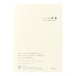 Zeszyt papieru listowego MD Paper B5