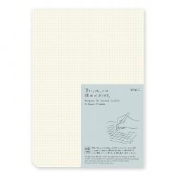MD Paper Pad A4 Kratka
