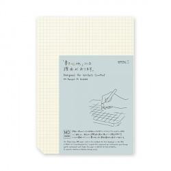 MD Paper Pad A5 Kratka