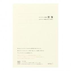 Zeszyt papieru listowego MD Paper A5