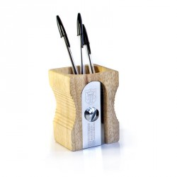 SUCK UK Dark Sharpener Desk Tidy