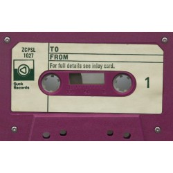 SUCK UK Pendrive w kasecie