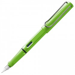 Lamy Safari Fountain pen Green