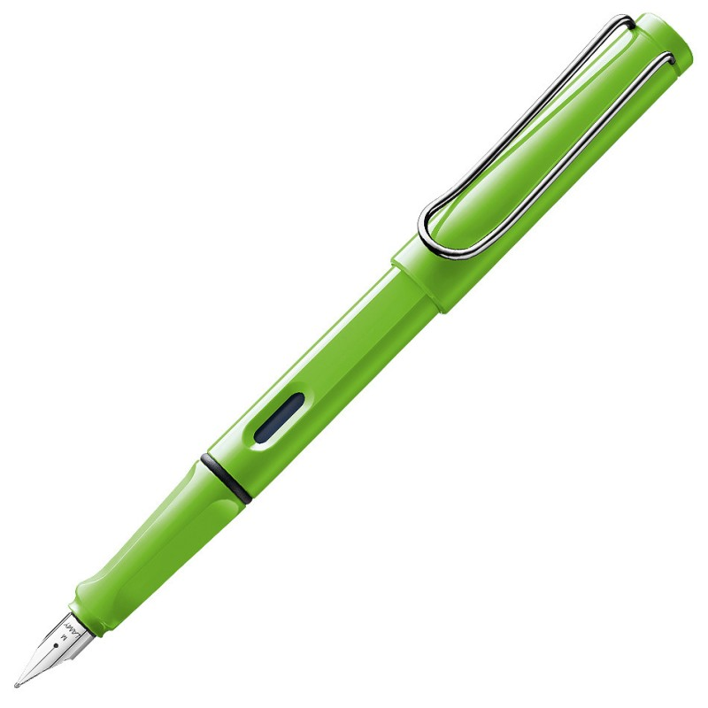 Fountain pen Lamy Safari