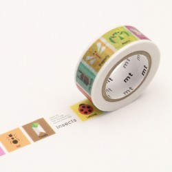 MT Tape for Kids Insects