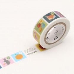 MT Tape for Kids Shiritori