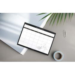 Planer miesięczny ICONIC Mini