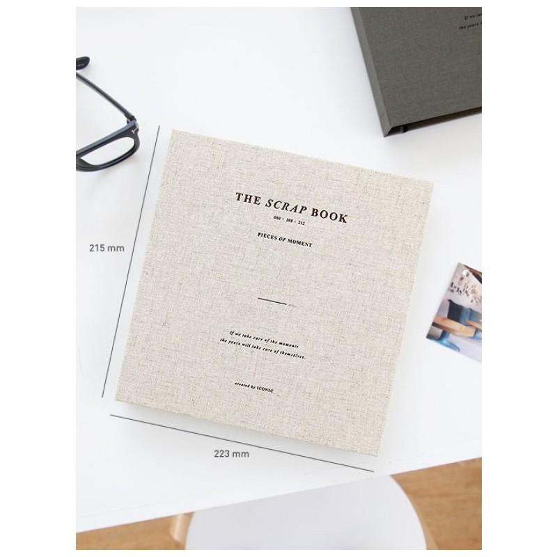 Album do scrapbookingu ICONIC The Scrap Book v.2