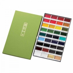 Kuretake Gansai Tambi 36 Water Colours