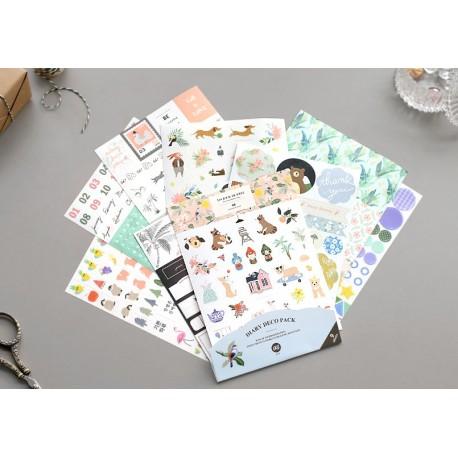 Diary Deco Pack v.8