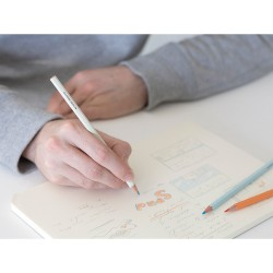 Ołówki kolorowe Midori MD Paper