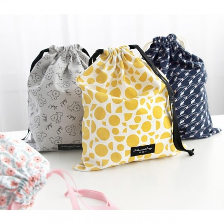Etui ICONIC Comely String Pouch L